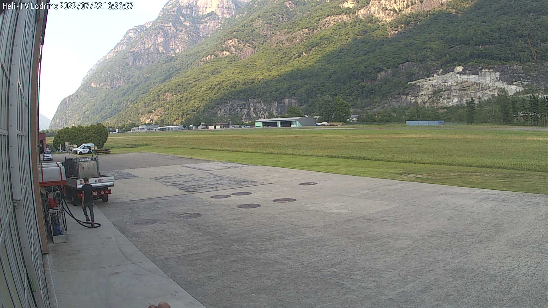 Lodrino Flugplatz LSML